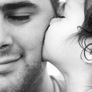 В жизни каждой девушки эталоном  настоящего мужчины является ее отец.