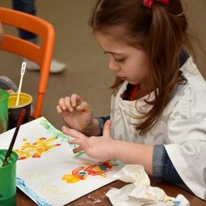 Развивающий центр Хатутик добавляет краски в жизнь (02.04.2017)