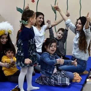 Уроки армянского языка для дошкольников в развивающем центре