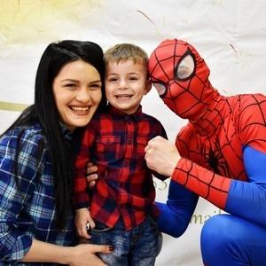 Хатутик устроил незабываемый праздник для своих любимых детей