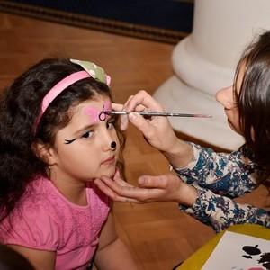 В Таврическом дворце Хатутик организовал Межнациональный детский праздник