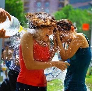 Вардавар – веселый и любимый праздник армян