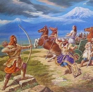 11 августа – Навасард - День национальной идентичности