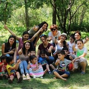 Пикник вместе с Хатутик в солнечном Ереване ☀