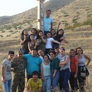 "Программа ""Нация-армия"" в Арцахе"