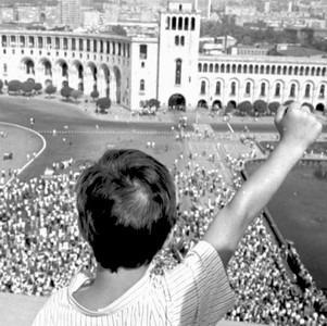 Независимая Армения отмечает 26-летие