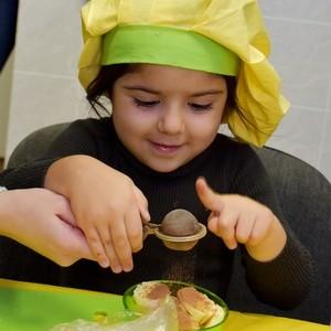 Кулинарные мастер-классы для детей по воскресеньям