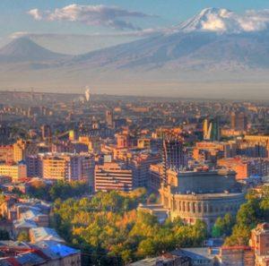 Ереван-город любви