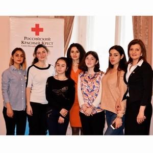 Хатутик в гостях у Российского Красного Креста