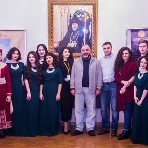 Армянский традиционный праздник в «Врнатуне» 4-го февраля (вторая часть фотографий)