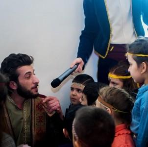 Армянский традиционный праздник в «Врнатуне» 4-го февраля (третья часть фотографий)