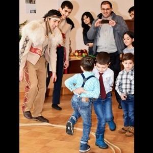 Армянский традиционный праздник в «Врнатуне» 4-го февраля (первая часть фотографий)