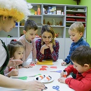 Хатутик знает, как сделать детей счастливыми :)