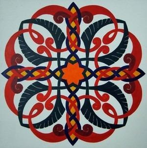 Искусство Орнаментов (художественная керамика)