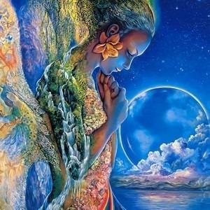 Арт-терапия для прекрасного пола  «Моя внутренняя вселенная»