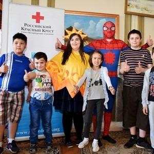 Солнечный одуванчик — 2018 в Красном Кресте