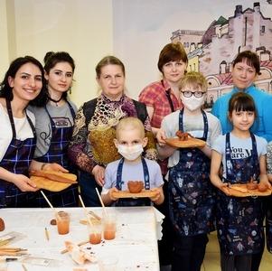 «Исцеление Глиной» в НИИ детской онкологии им. Р.М.Горбачевой