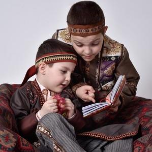 Уроки армянского языка для детей в СПБ. Начало занятий с 14.10.18
