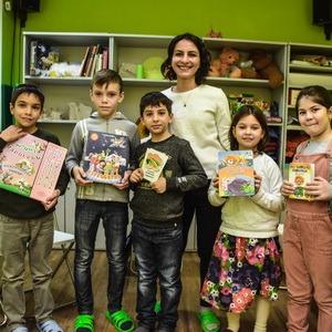В центре «Хатутик» стартовал бесплатный курс армянского языка