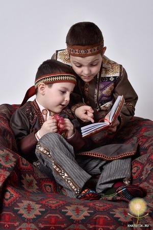 Айб-Бен-Гим - армянский язык для детей 6-7 лет