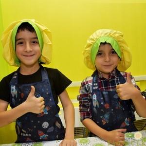 Кулинарные мастер-классы в Хатутик проходят весело и вкусно!