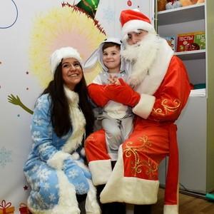 Армянский Дед Мороз с друзьями спешат к вам в гости!
