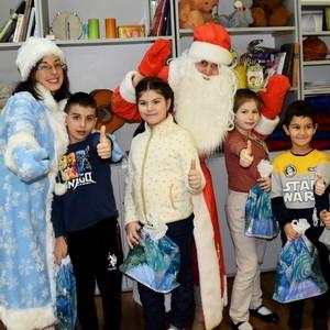 По следам Деда Мороза, или Старый Новый год в этноцентре «Хатутик»
