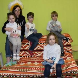 """Уроки армянского языка для детей 5-6 лет по курсу """"Маленький артист"""""""