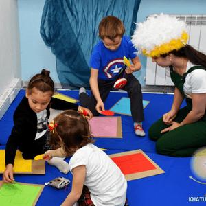 Гитуник-Хатутик - армянский язык для детей 3 - 5 лет