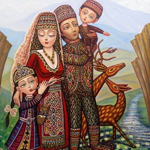 """Дуэль по-армянски 3-го марта: """"Модель армянской семьи в 21-ом веке"""""""