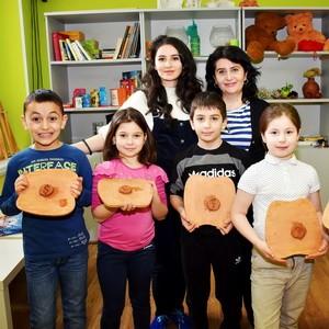 Хатутик-это место, куда дети ходят с радостью :)