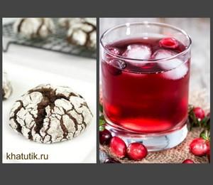 Готовим шоколадное печенье