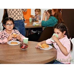Спешите на бесплатный мастер-класс по изготовлению ереванских пончиков