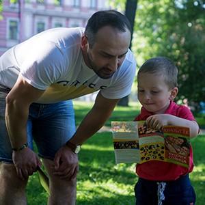Одуванчиковый пикник удался :)
