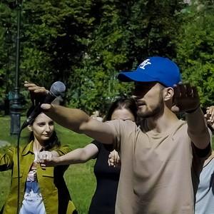 Лето по-армянски в Камском саду